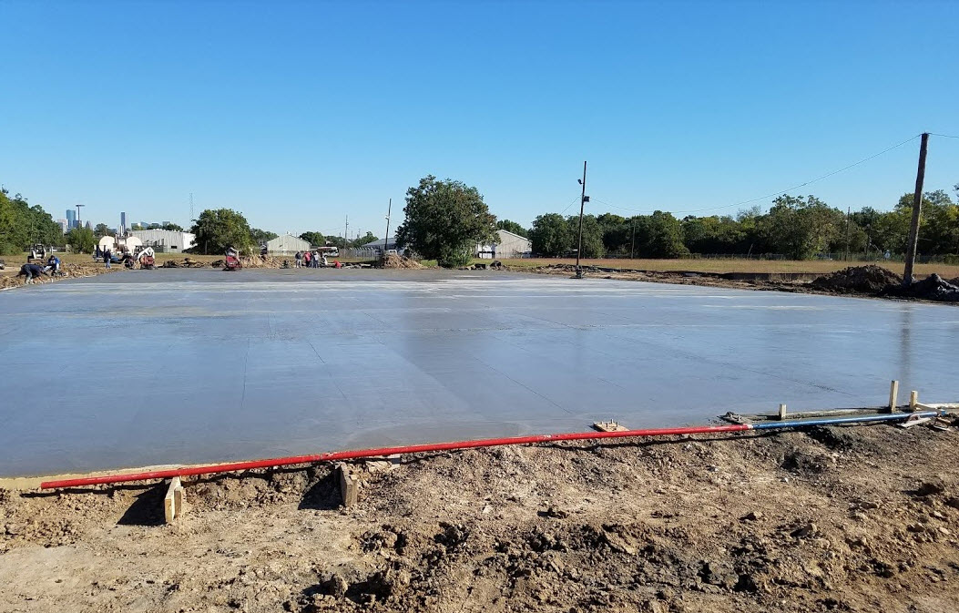 Slab-On-Grade-Foundation-Houston-TX